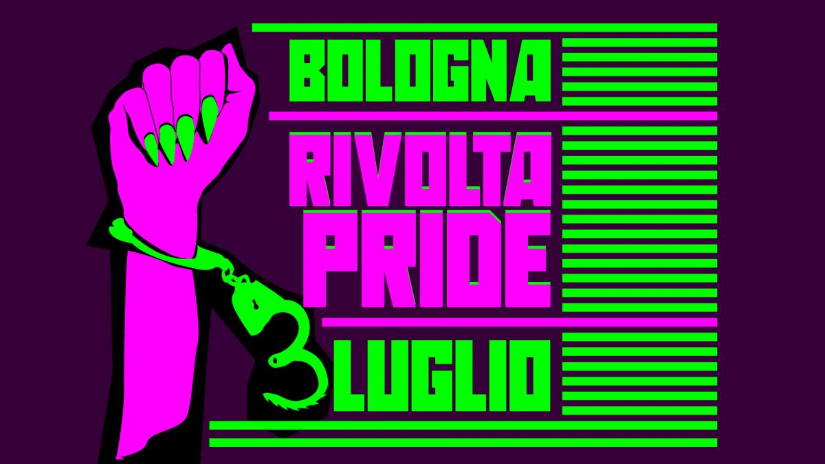 Rivolta Pride – Bologna Transfemminista